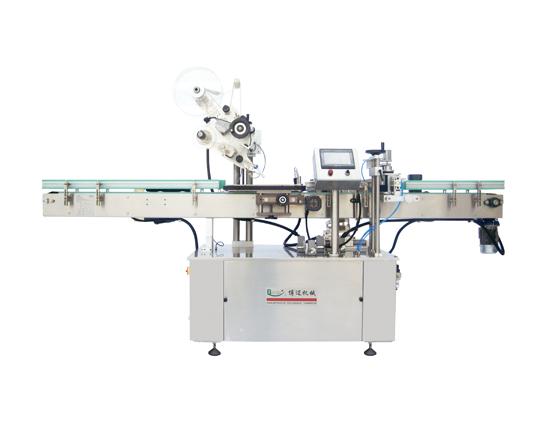 Flat adhesive Labeling Machine