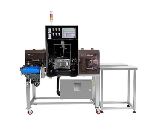 Freeze dry powder / water needle semi-automatic light inspection machine