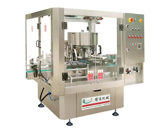 Rotary adhesive Labeling Machine